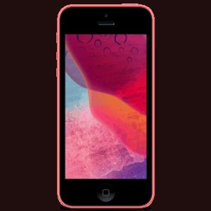The Apple iPhone 5c (A1456, A1507, A1516, A1529, A1532).