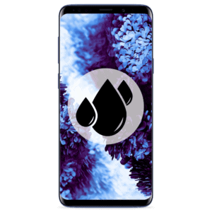 A fix Samsung Galaxy S9 Plus water damage repair in our shop.