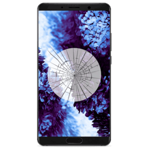 A Huawei Mate 10 screen replacement service to repair cracked or broken glass in our shop.