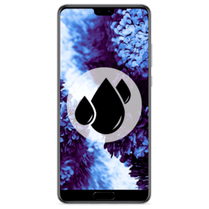 A fix Huawei P20 Pro water damage repair in our shop.