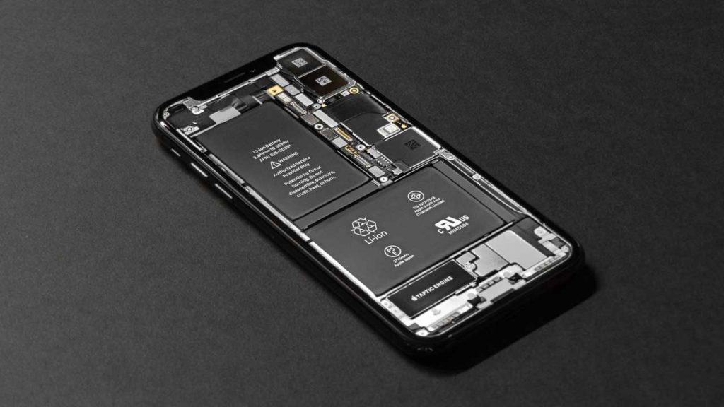 A new iPhone 8 battery replacement for a longer lasting handset.