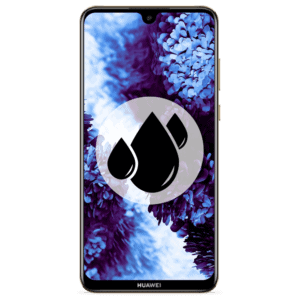 A fix Huawei Y6 2019 water damage repair in our shop.