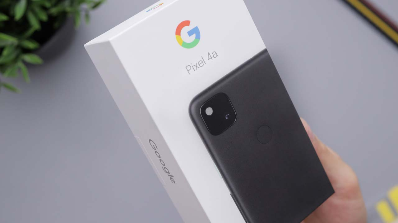 How to identify your Google Pixel phone model from the box.