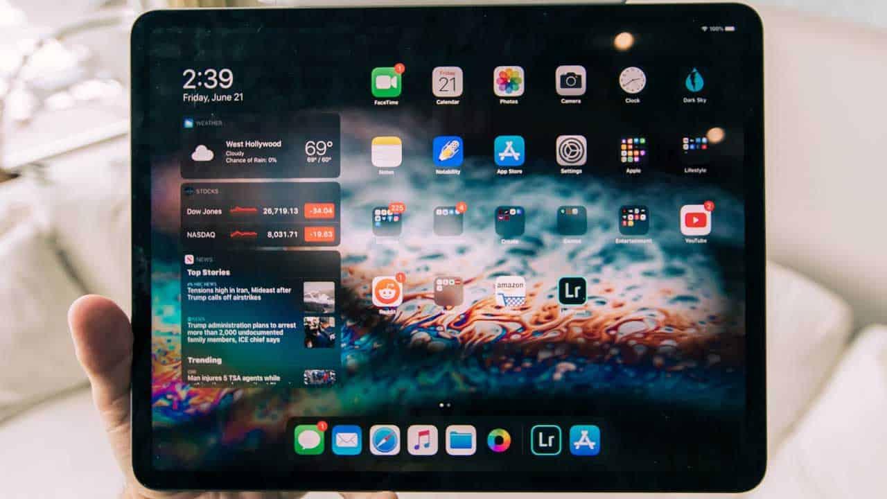 iPad repair Dereham fix broken screen.