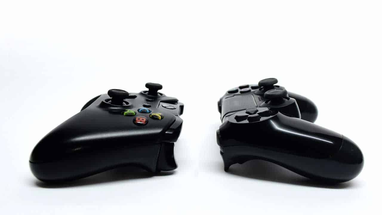 A games console repair controller USB port.