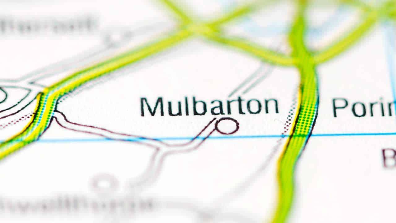 Phone repair Mulbarton shop map Norfolk.