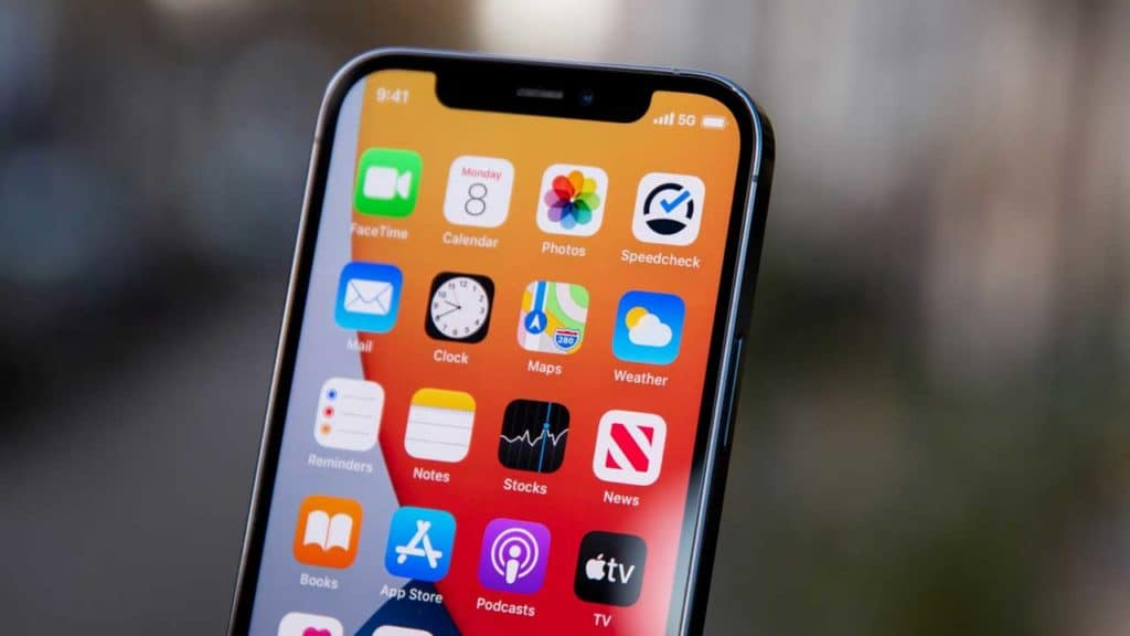 An iPhone 11 available from the Apple store.