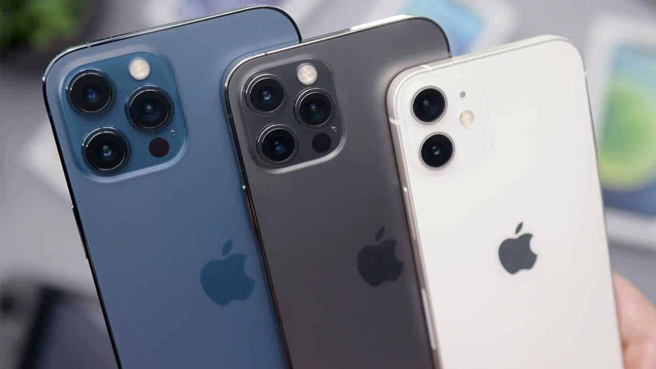 Which iPhone should I buy from the new 12 series range.