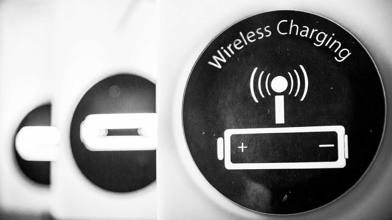 Wired and wireless charging port docking stations and USB sockets.