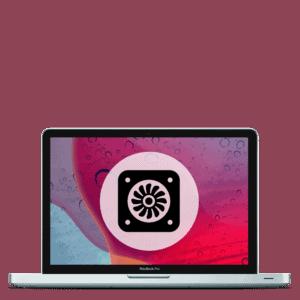 Apple MacBook Pro fan replacement repair.