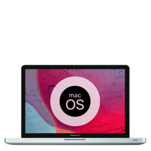 Apple MacBook Pro operating system installation and repair.
