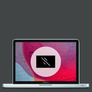 Apple MacBook Pro screen and LCD replacement repair.
